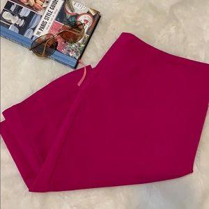 Magenta Ellen Tracy skirt size 14
